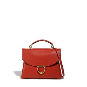 Salvatore Ferragamo Margot gancini top handle bag